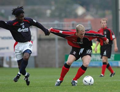 Airdrie United v Falkirk (1.3) 30 10 04