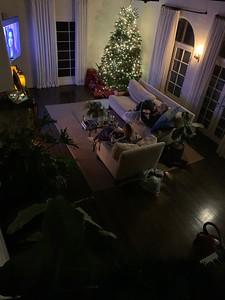 2019.12.23 Jenny Stallcup movie night