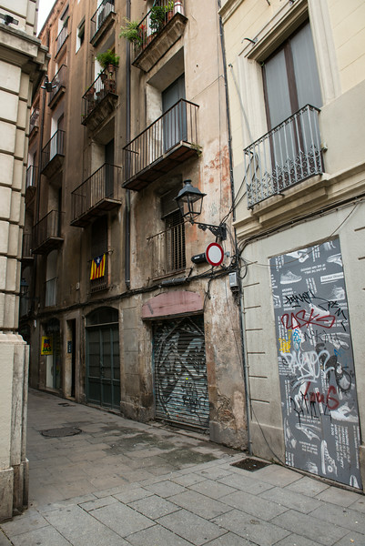 Alley in La RIbera