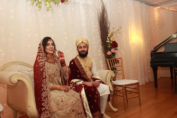 Noureen & Ilyas Wedding