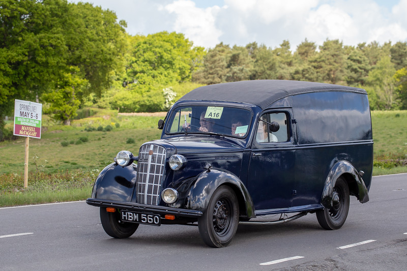 1949 Bedford PC