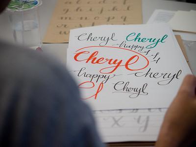 ShareDSkills Calligraphy