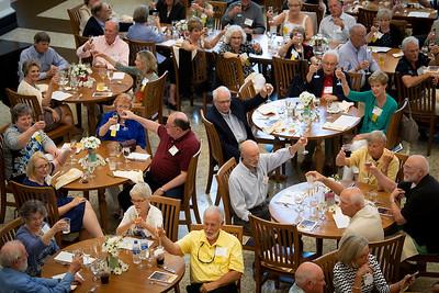 Alumni Reunion Weekend - 50th Reunion Dinner