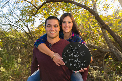 George and Alicia Engagement Pictures