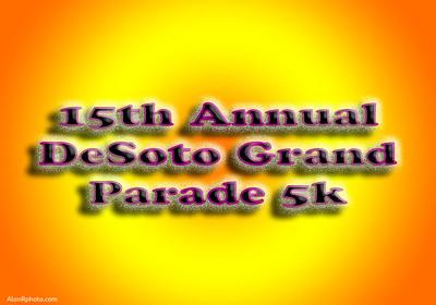 15th Annual Desoto Grand Parade 5k