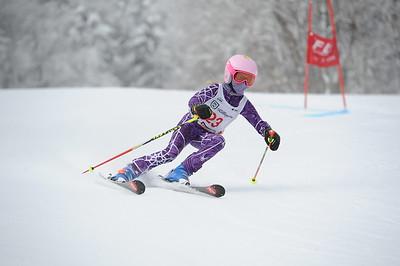 2020 U10 Ski Racing - Mid-Vermont Council