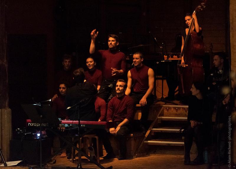 Apérocirque, Académie Fratellini, octobre 2019