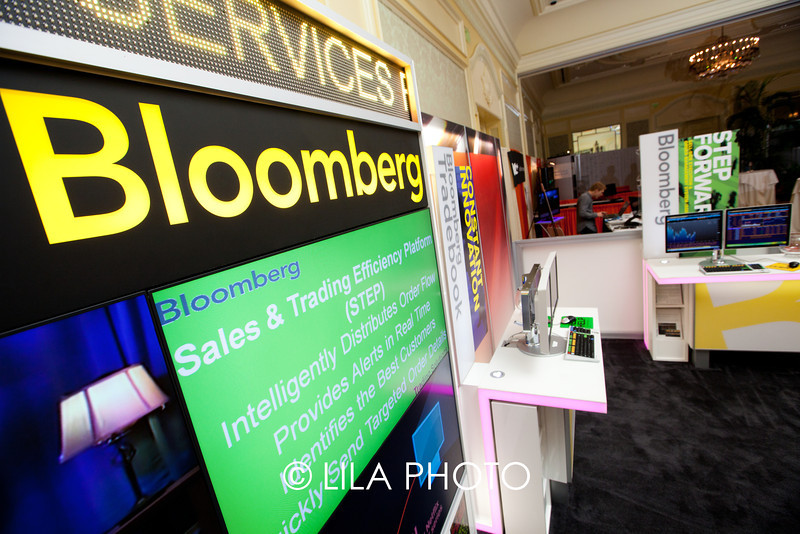 Bloomberg Booth