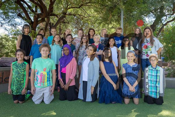 DGM 2018-2019 Upper Elementary, Classroom 10, Ms. Christine, Ms. Karen