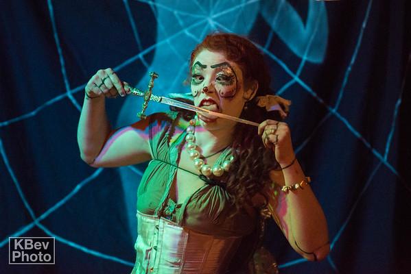 Curious & Strange Vaudeville (Oct 16)