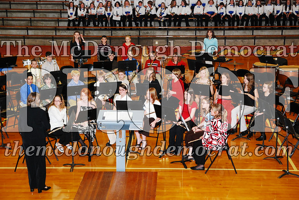 6th Grade Band Winter Concert 12-16-07