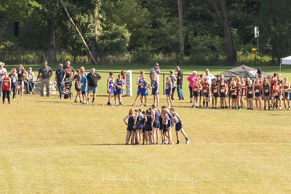 2021-09-10 Hillsdale Academy Cross Country at Home