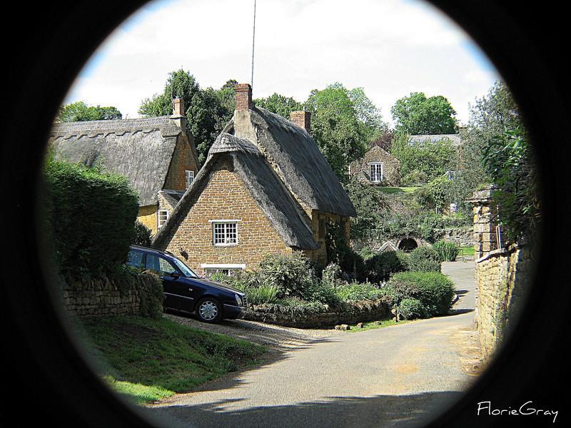Beautiful Wroxton, Oxfordshire UK