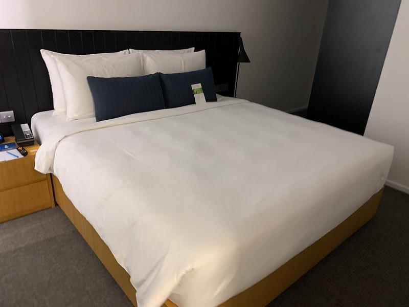 Hyatt House Kuala Lumpur One Bedroom Suite King Bed