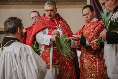 New Liturgical Movement - Palm Sunday