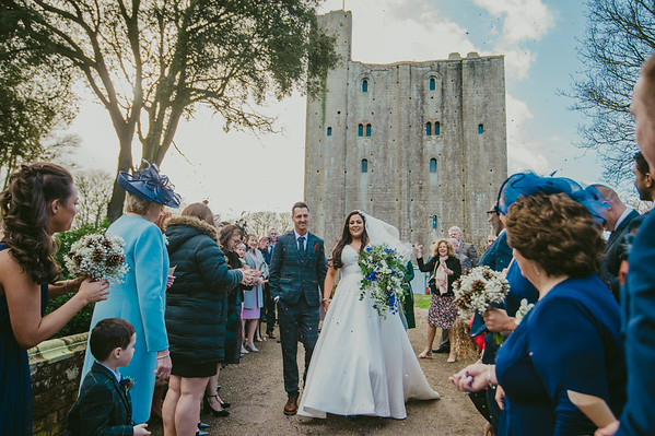 Charlotte and Russell Wedding
