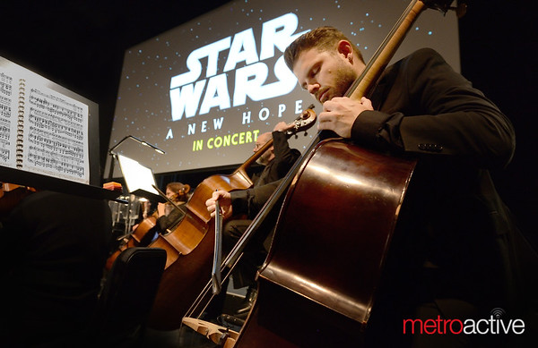 Star Wars in Concert: Symphony Silicon Valley