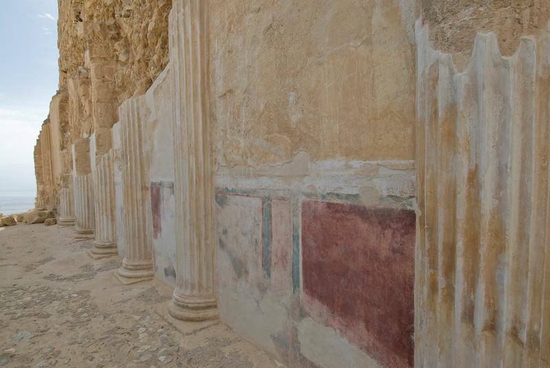 Herod's Palace in Jerusalem, Israel