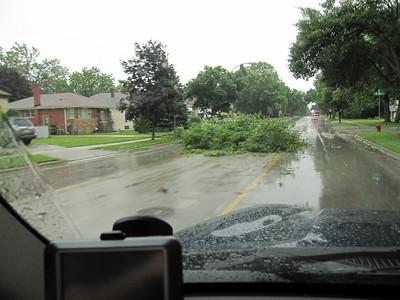 Summer Storm - June 18, 2010