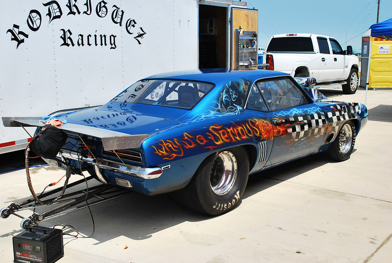 Outlaw Door Slammers Spring Nationals Heads Up & Index