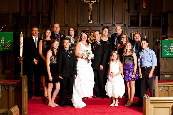 Shawn and Tonya Family