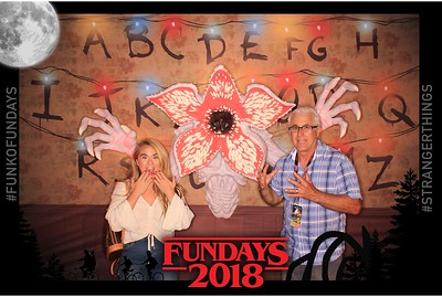 Funko Fundays 2018 - Demogorgon