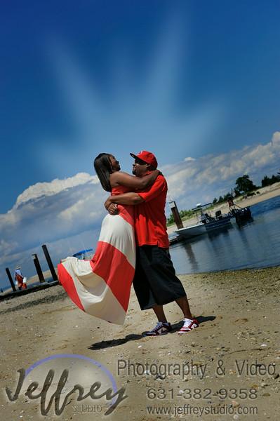 Stephanie & Jason - Kings Park Bluff - July 17, 2014