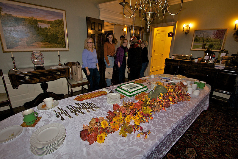 Volunteer Recognition Reception Macalester Alumni House