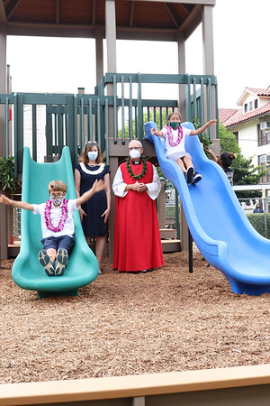 Jubinsky Hall Playground Dedication