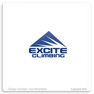 Logo's for Excite Climbing