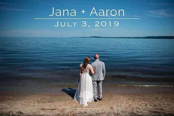Jana + Aaron Web Rez