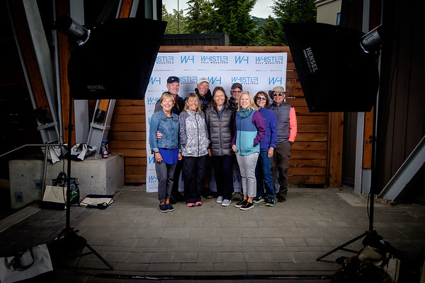 2018 Whistler Half Marathon Photo Booth