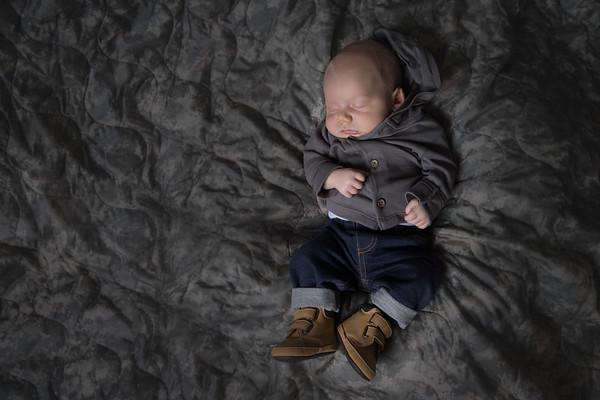 0917 Grayson Newborn Photos