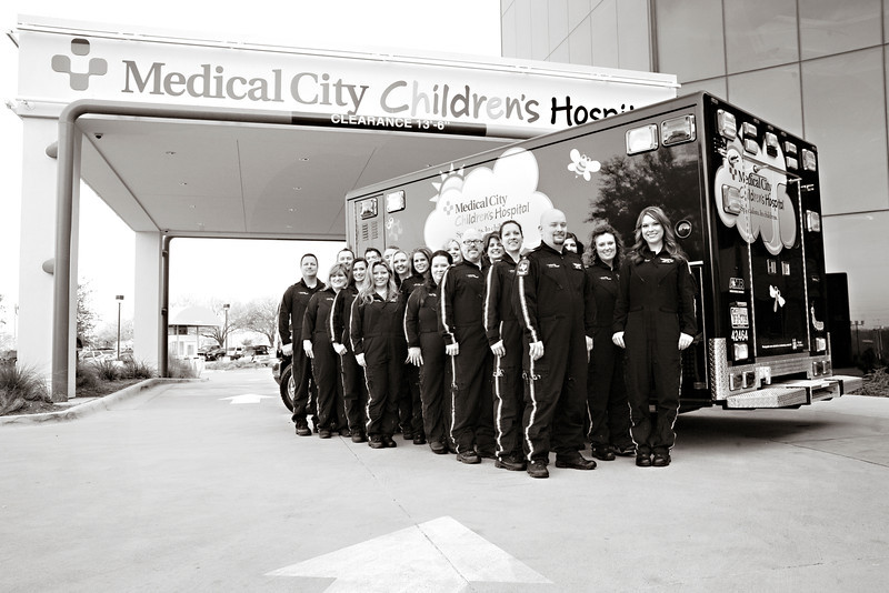 NICU Medical Transport Team