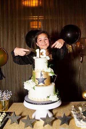Bella's 13th Birthday!