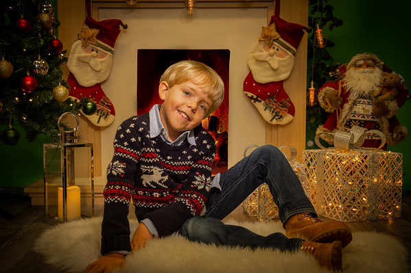 Thomas Christmas Shoot