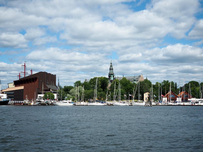Djurgården in Stockholm