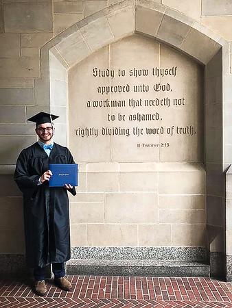 Reid's Graduation 2019