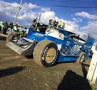 Orange County Fair Speedway Hard Clay Open April 2 2016 Jay Fish Photos