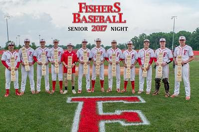 Senior Night - 2017