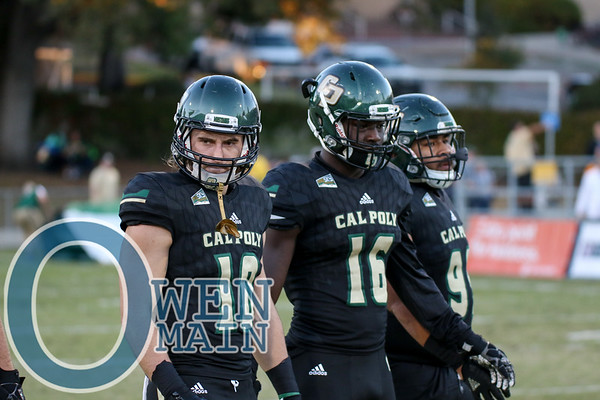 Cal Poly vs. Weber State 10212017