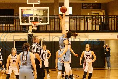 Martins Mill High School Girls' Basketball vs Union Grove High School - PLAYOFFS by JimBauer