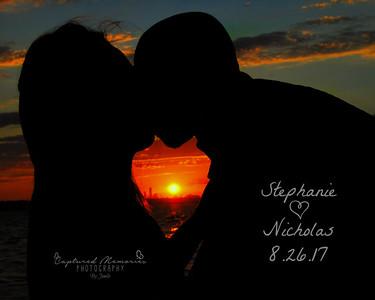 Stephanie and Nicholas 2017