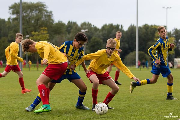 16/09/2017: KVV Laarne-Kalken B - Massemen A