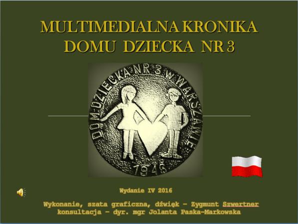 Multimedia Chronicle  /  Multimedialna Kronika