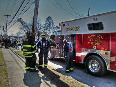 3-5-13 Mutual-Aid Structure Fire, City Of Peekskill