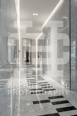 Sheraton Lobby-Elevator Lobby