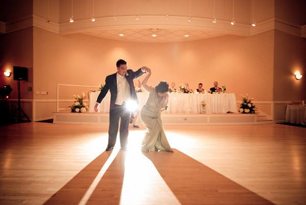 Flikkema-Pomaranski Wedding