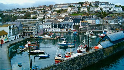 Visiting Cornwall