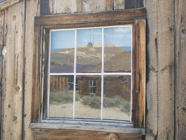 Bodie Windows to The Past